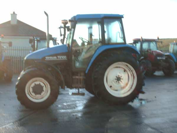 2002 New Holland TS100 - O'Briens Tractors