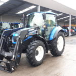 New Holland Tractor