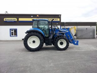 New Holland T5.120 (New)