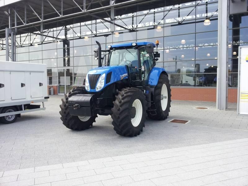 O'Briens Tractors, New Holland Dealer, Sligo, Mayo & Leitrim