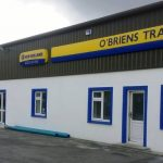 Welcome to O'Briens Tractors, Sligo