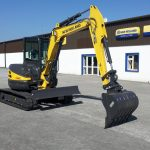 New Holland Digger