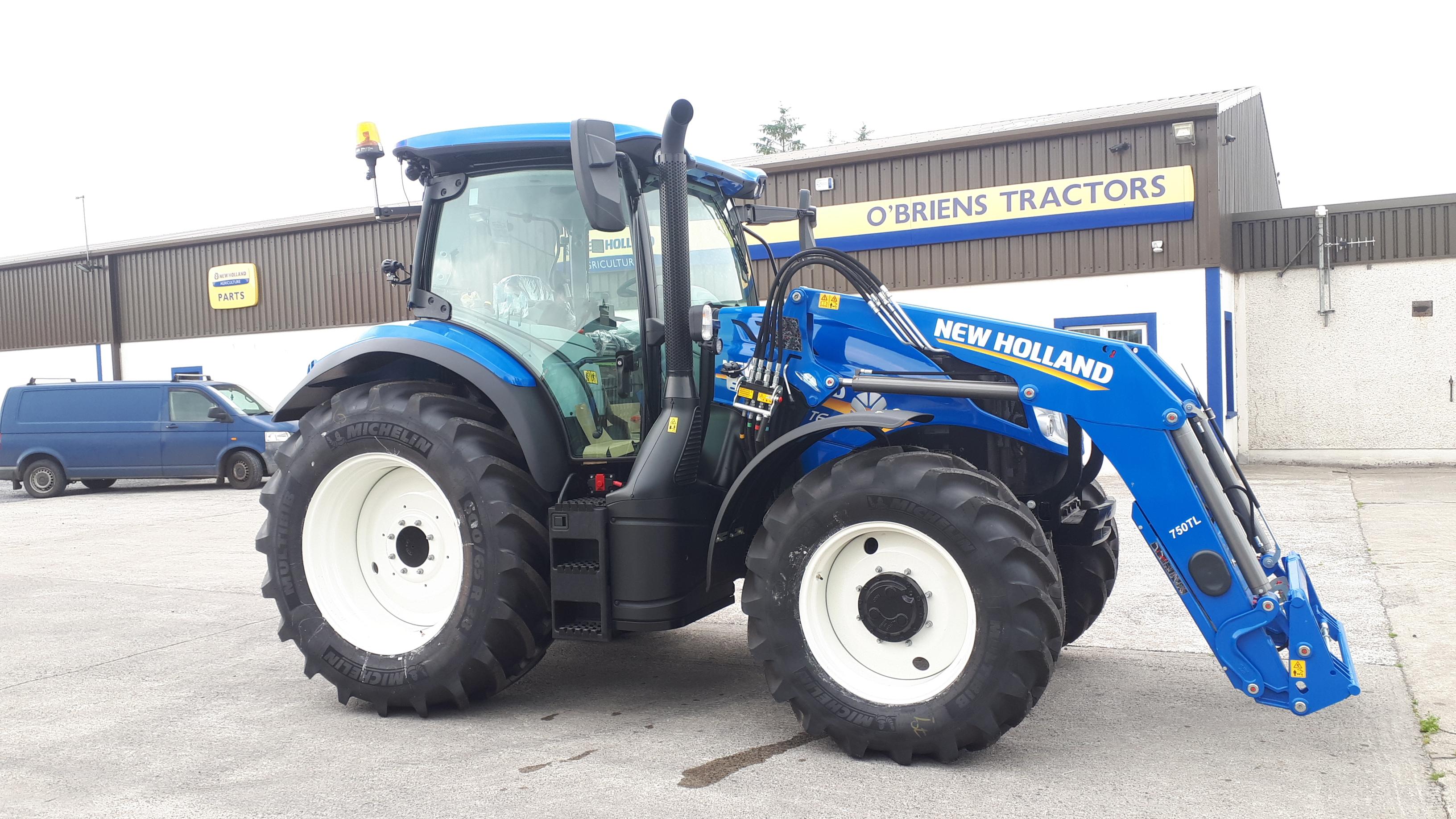 New Holland Tractor Dealer O'Briens Tractors