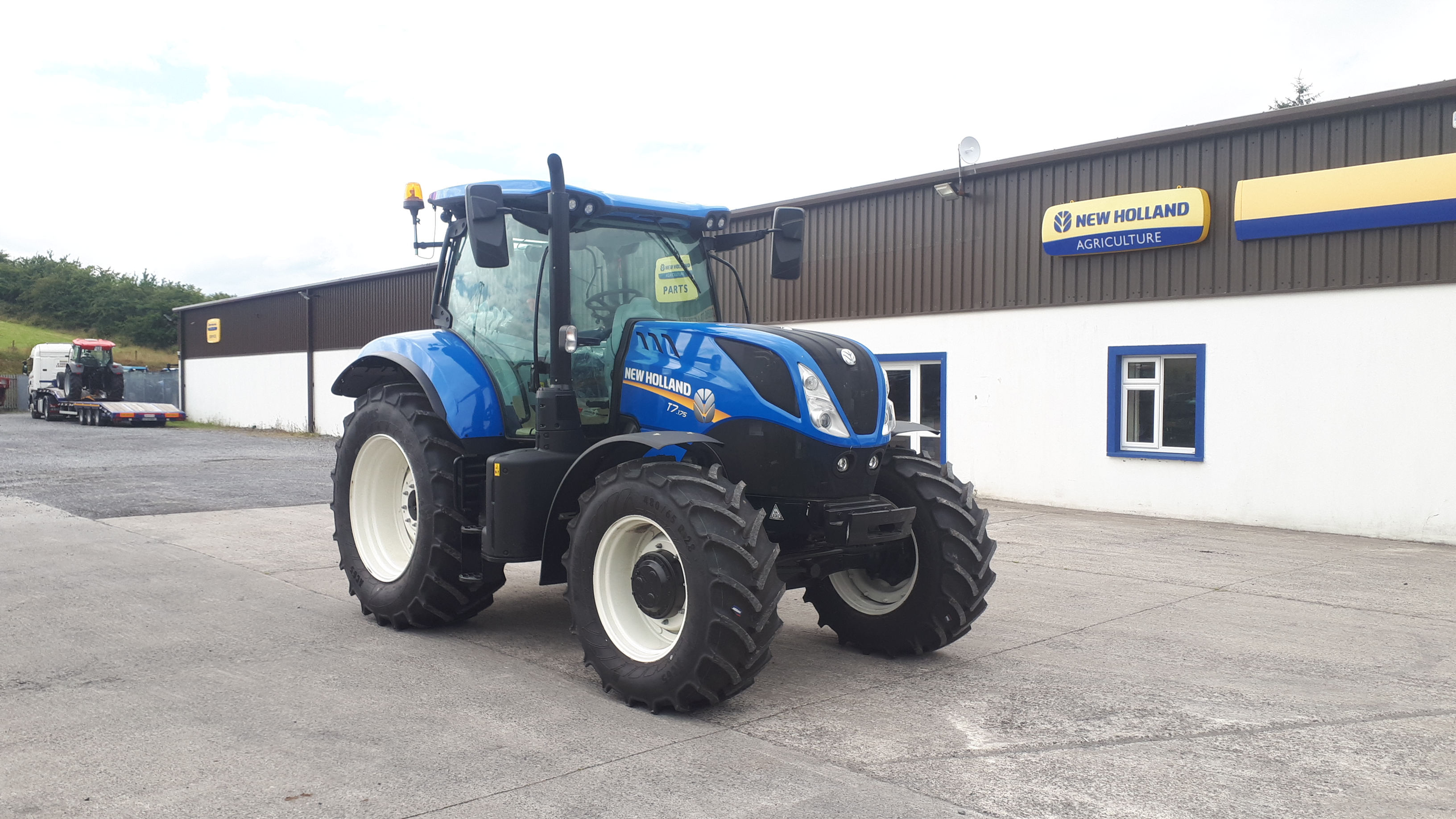 New Holland Tractor T7.175