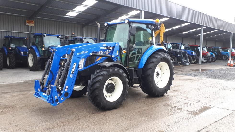 New Holland Tractor Sligo