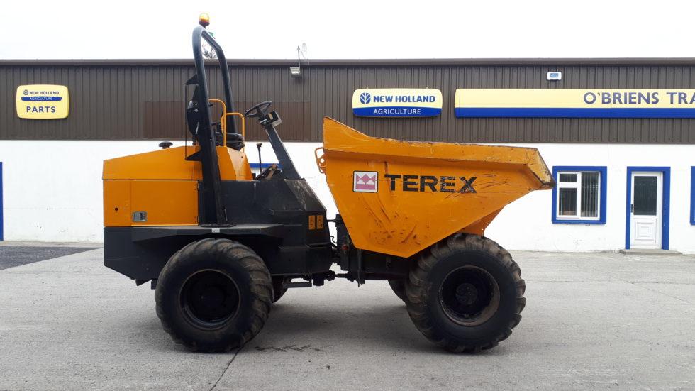 2016 Terex 9 ton dumper