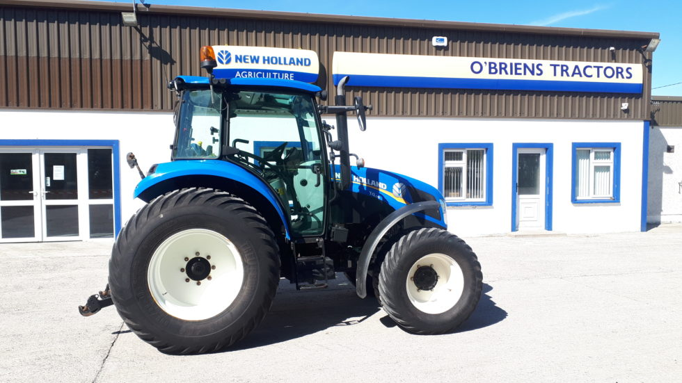 2014 New Holland T4.95 4WD