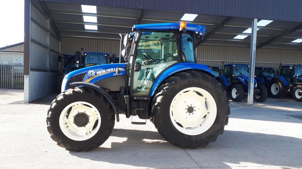 New Holland TD5.115 (New)