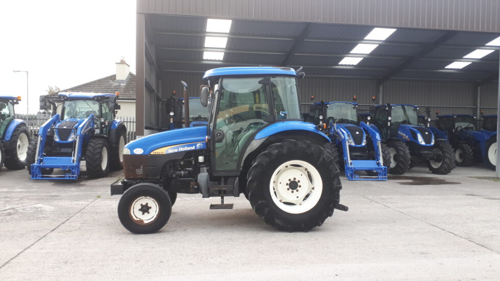 New Holland T5010