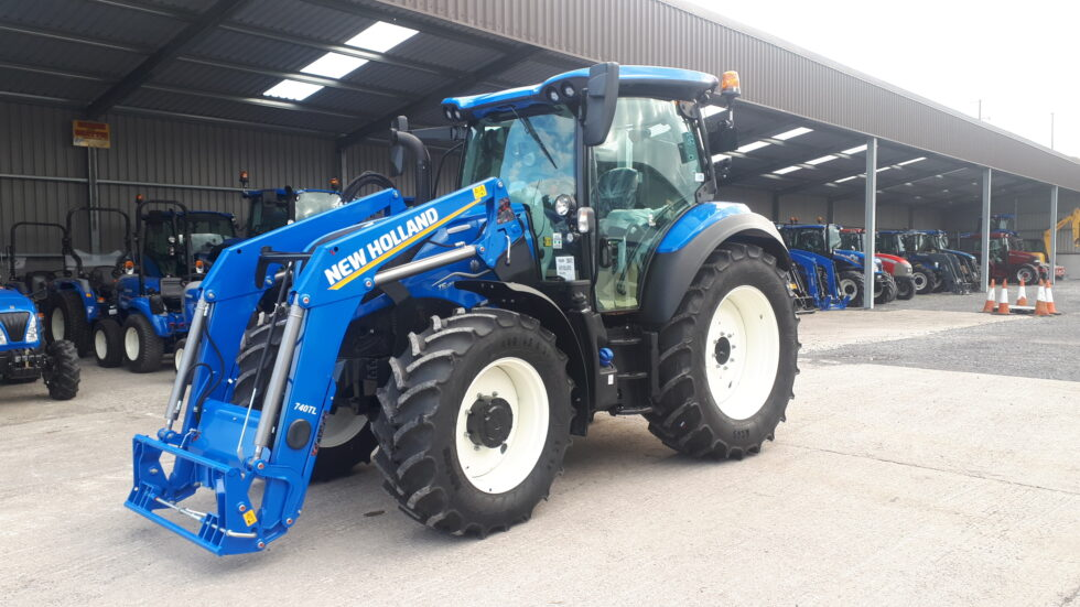 New Holland T5.120 DCT