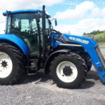 2015 New Holland T5.105 4WD