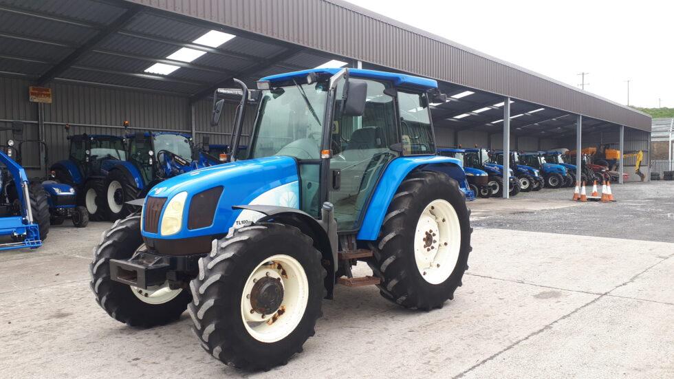 2005 New Holland TL100A