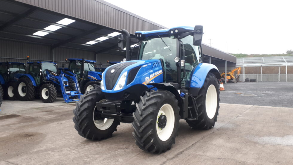 2018 New Holland T6.145 DCT
