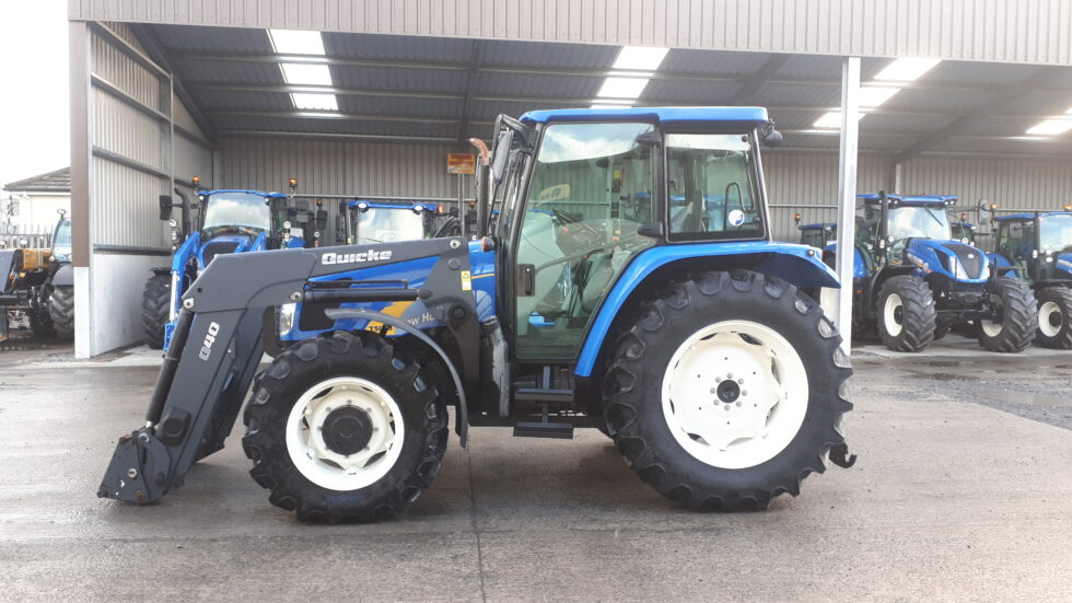2011 New Holland T5070