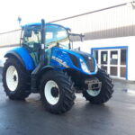 2017 New Holland T5.120 Electro Command