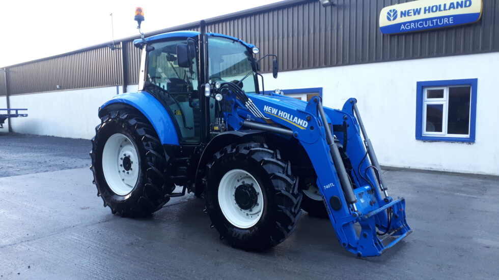 2016 New Holland T5.105