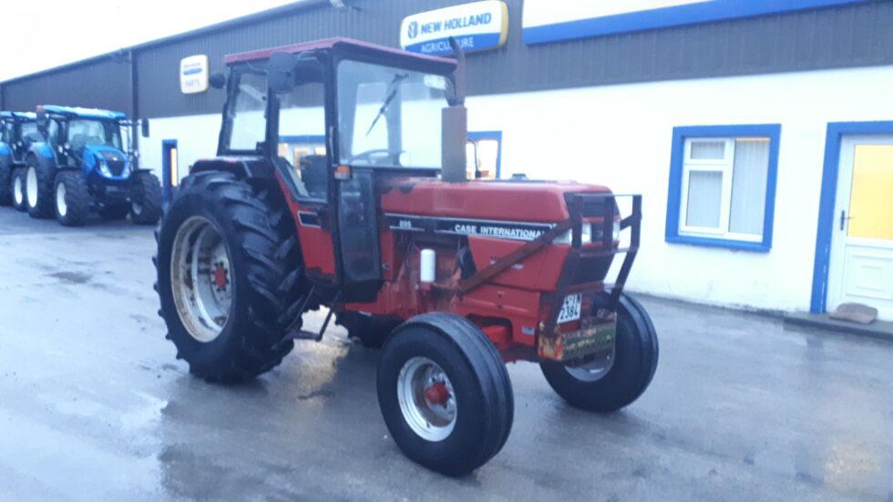1994 CASE 895 2WD