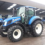 2015 New Holland T5.105 4WD Electro Command