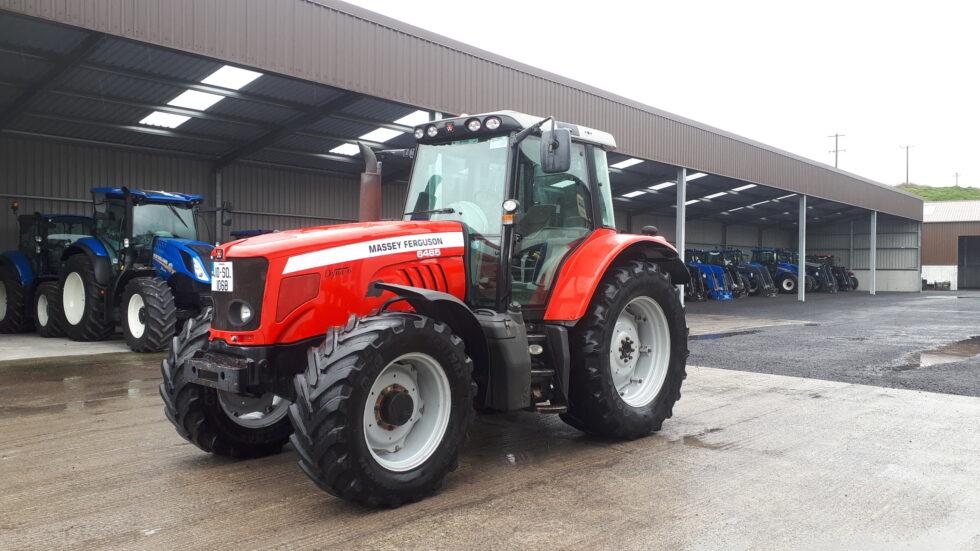 2010 Massey Ferguson 6465