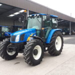 2012 New Holland T5060 4WD
